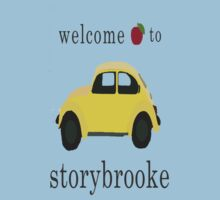 Welcome to Storybrooke by rbrownie