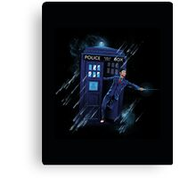 Singin' in the Stars - 4 color Canvas Print