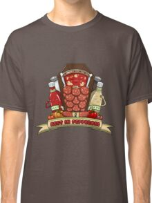 Rest In Pepperoni Classic T-Shirt