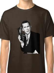 Get Smart- Don Adams Classic T-Shirt