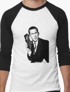 Get Smart- Don Adams Men's Baseball ¾ T-Shirt