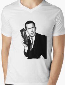 Get Smart- Don Adams Mens V-Neck T-Shirt