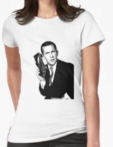 Get Smart- Don Adams Womens Fitted T-Shirt