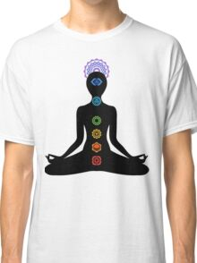 chakras Classic T-Shirt
