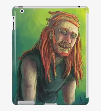 Pickles Watercolor iPad Case/Skin