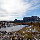 Cradle Mountain - Tasmania by Jessica Fittock