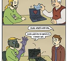 You may have a virus or two. by Longburns
