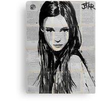 godiva Canvas Print
