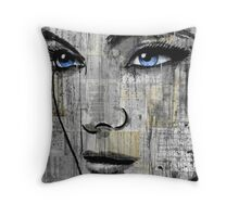 danube Throw Pillow