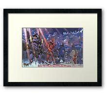 Neon Genesis Evangelion - Eva Series Framed Print