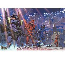 Neon Genesis Evangelion - Eva Series Photographic Print