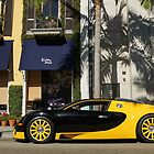Bugatti Veyron by celsydney