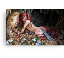Hordweard - Guardian of the Hoard Canvas Print