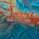 Graffiti Abstract 4 by DARREL NEAVES