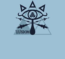 Triforce of Wisdom Unisex T-Shirt