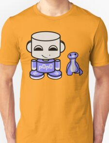 Popo Yo O'babybot (and Rawr) T-Shirt