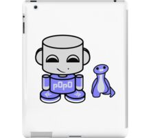 Popo Yo O'babybot (and Rawr) iPad Case/Skin