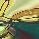 GRAFFITI ABSTRACT 7 (THREE) by DARREL NEAVES