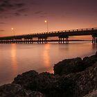 Bribie Bridge by Josh Gudde