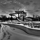 Winter Water Park by Bill Wetmore