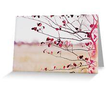 Tree of Hearts Greeting Card