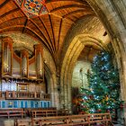 Cathedral Christmas by Ian Mitchell