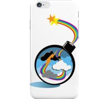 Cloud Bomber iPhone Case/Skin