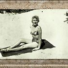 """Getting the sunshine"" by Norma-jean Morrison"
