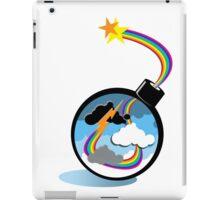 Cloud Bomber iPad Case/Skin