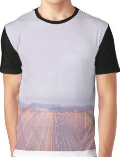Lugano in dusk Graphic T-Shirt