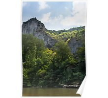 Aveyron Gorge, Gorges D'Aveyron Poster