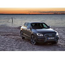 Audi SQ5 Photographic Print