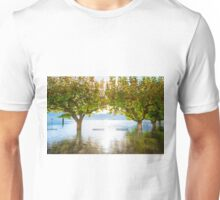 Flooding lake Unisex T-Shirt