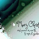 Merry Christmas and peace on earth to men of goodwill by Albert