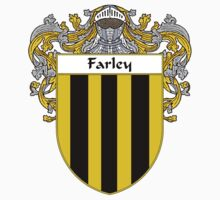 Farley Coat of Arms/Family Crest by William Martin