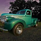 Chevy Pickup by barkeypf