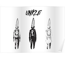UNKLE Never Never Land Poster