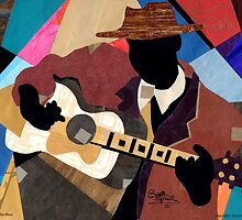 Memphis Blues by Everett  Spruill