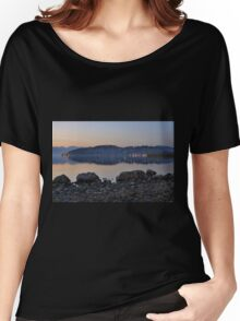 Ohrid city of UNESCO Women's Relaxed Fit T-Shirt
