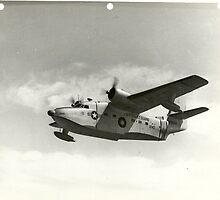 USCG Grumman SA-16 Albatross by John Schneider