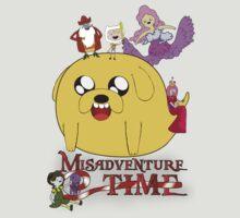 Misadventure Time 2 by melancholymoon