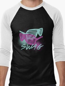 Swag Tee Men's Baseball ¾ T-Shirt