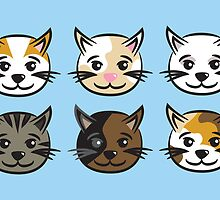 Cats by Lauramazing