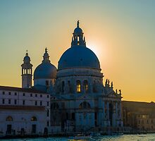 Venice - Italy by Mats Silvan