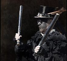 Wolf's Head Morris Man by Amar-Images