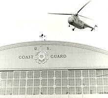 USCG Sikorsky HOS-4 (H-19) by John Schneider