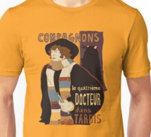 Le Fourth Doctor Unisex T-Shirt