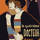 Le Fourth Doctor by kylewalters