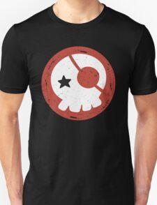 EVANGELION - Asuka Langley Skull Unisex T-Shirt