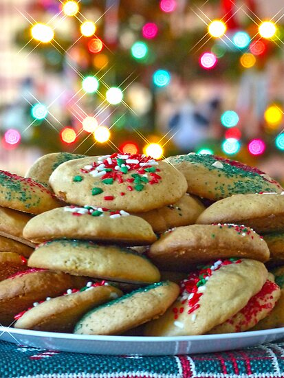 Christmas Cookies by Susan S. Kline